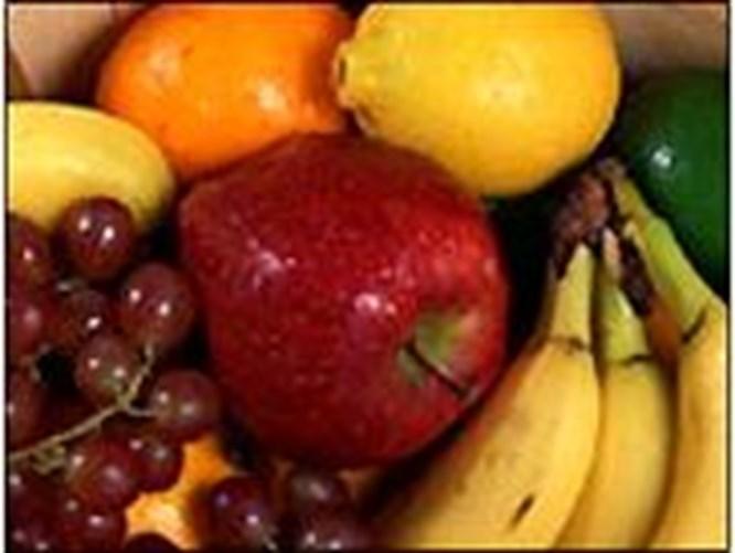 Sağlığın sırrı meyvelerde